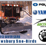 2012-2013 Savers Card